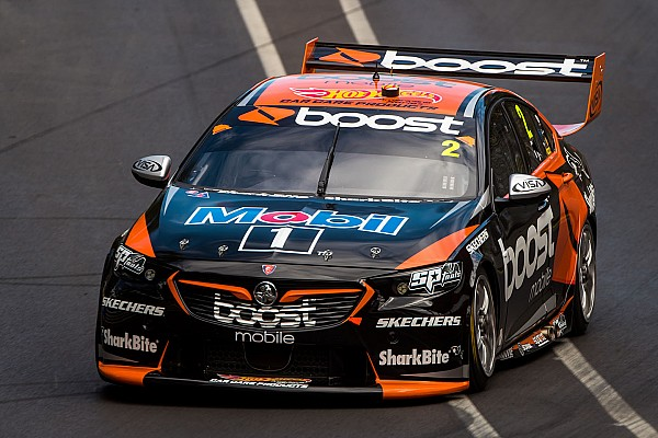 Supercars Breaking news BTCC champion Sutton makes Supercars test debut