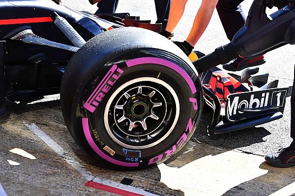 F1 突发新闻 三大车队对揭幕战轮胎选择略有不同