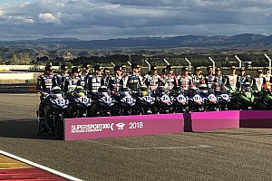 World Superbike Breaking news Kalender World Supersport 300 musim 2018