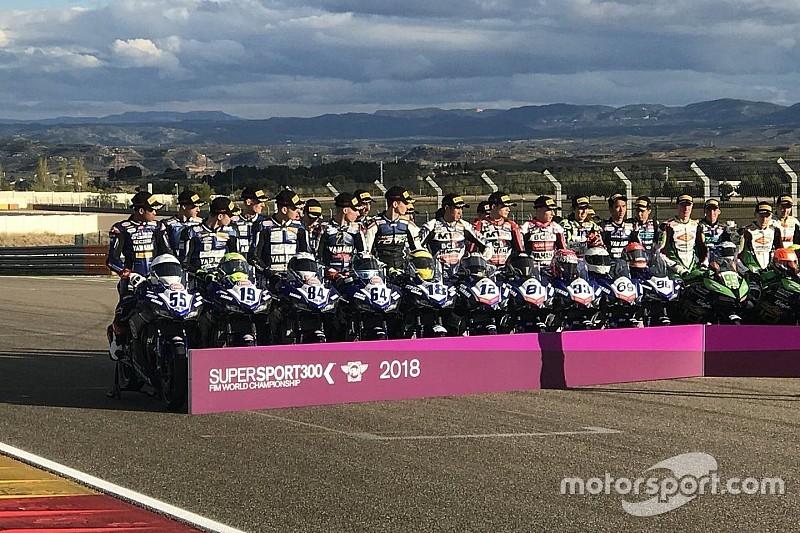 Kalender World Supersport 300 musim 2018