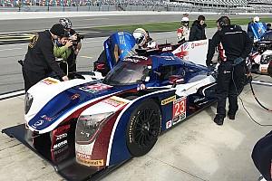 IMSA Noticias de última hora Alonso completó sus primeras vueltas en Daytona