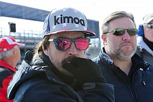 Brown: Alonso asla