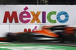 Formel 1 Ergebnisse Formel 1 2017 in Mexiko: Startaufstellung