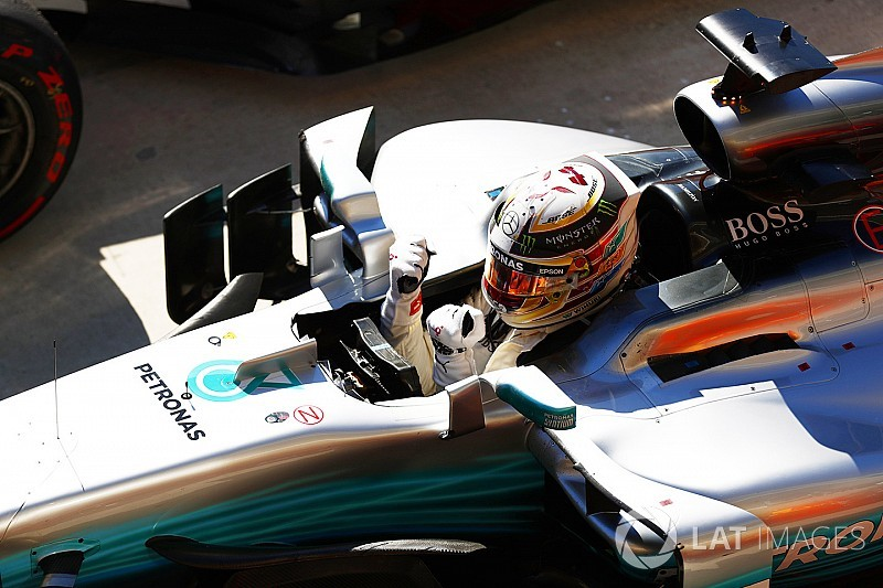 2017 Formula 1 Takımlar Şampiyonu Mercedes!
