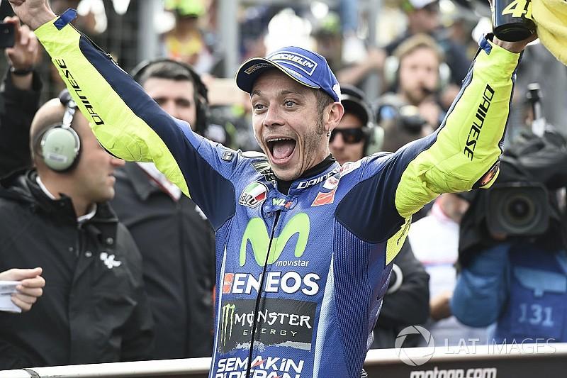 Rossi örülne, ha Malajziában is hasonlóan szoros lenne, mint Ausztráliában volt