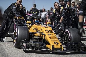 رينو تهدف للتفوّق على كبار فرق الفورمولا واحد