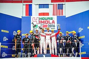 Европейский Ле-Ман Отчет о гонке Thiriet by TDS переиграла G-Drive Racing под дождем в Имоле