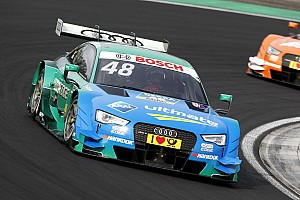 DTM Qualifying report Hungaroring DTM: Mortara scores another pole, Wittmann third