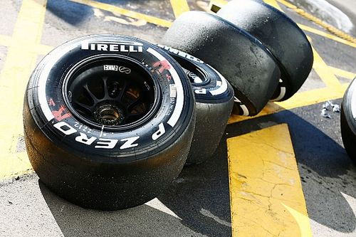 Pirelli releases wind tunnel tyres to F1 teams