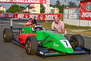 F3 Europe Interview Harrison Newey: