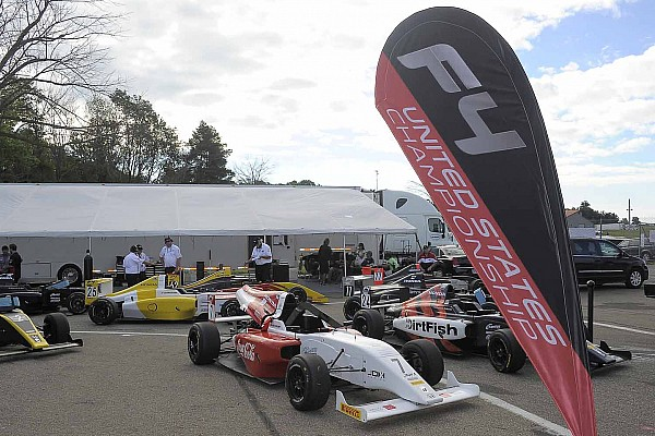 Formula 4 Breaking news Formula 4 US Championship gains second event with IMSA