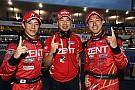 石浦「『絶対に競り勝つ!』という思いで走った」:ZENT CERUMO鈴鹿1000km決勝レポート