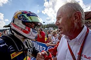 GP2 Важливі новини Марко: Гаслі зробив занадто багато помилок