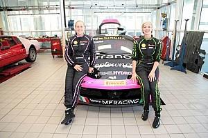 Le sorelle Gostner al Mugello in classe GT Cup con MP Racing