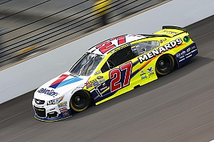 NASCAR Cup Breaking news New crew chief for Paul Menard as Childress makes changes