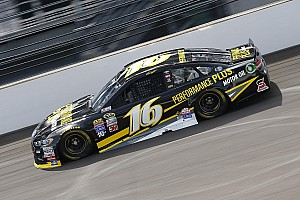 NASCAR Cup Breaking news Greg Biffle's Top 10 streak ends at the Brickyard