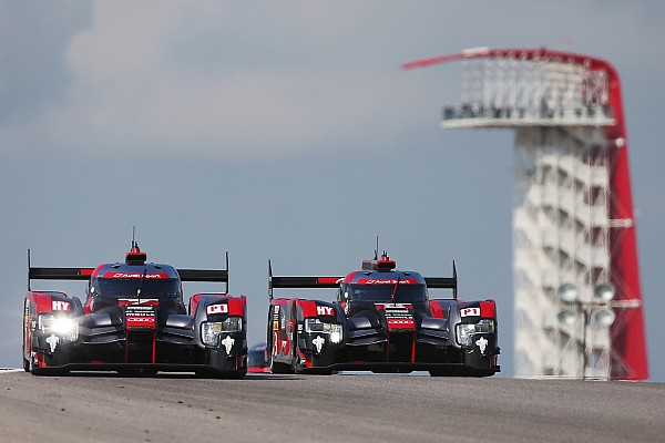 Austin WEC: COTA 6 Saat yarışında ilk çizgi Audi'nin