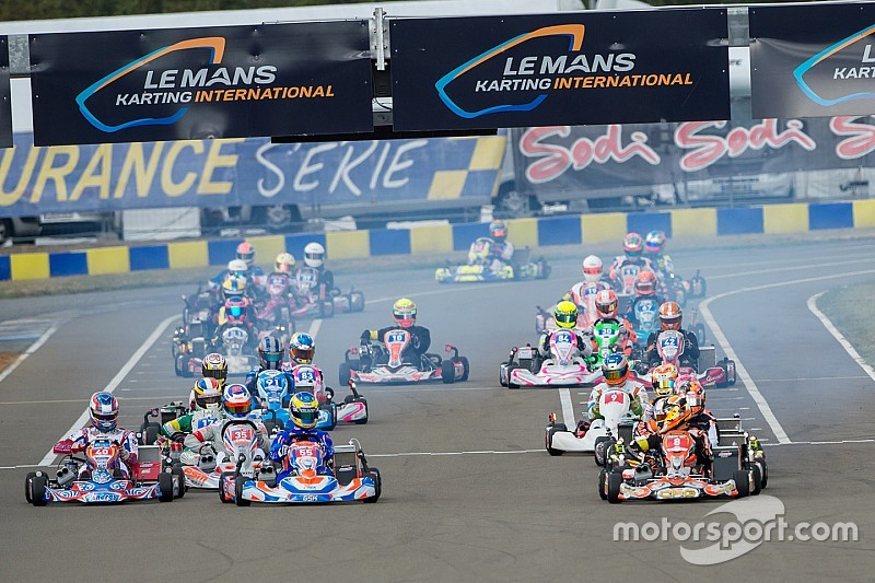 One Canadian will contest the 24 Hours of Le Mans in karting