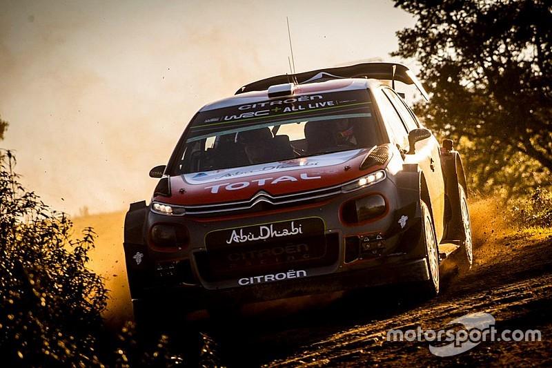 Ogier : La Citroën doit être