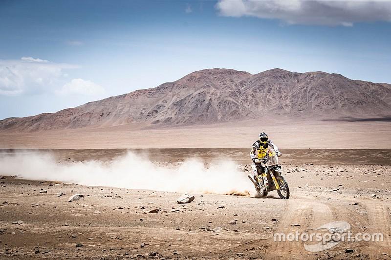 Dakar Stage 6: Quintanilla kembali pimpin reli
