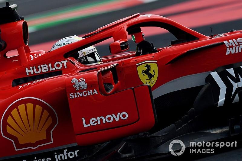 Vettel: Hamilton tüm sezon boyunca daha iyiydi