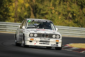 IT-Chef plant komplette VLN-Saison 2019 mit BMW M3 E30