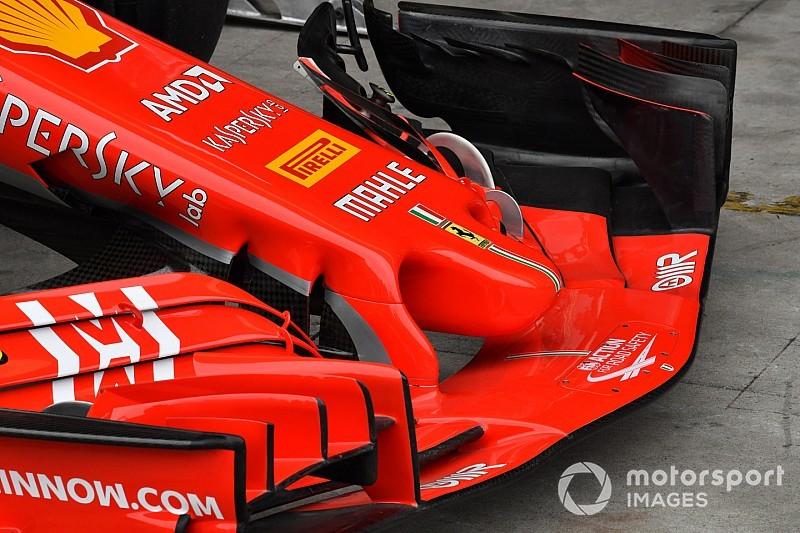 Összesített F1-es technikai képgaléria a Brazil Nagydíjról