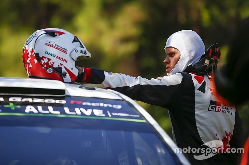 WRC 14. etap: En hızlısı Neuville, Tanak lider