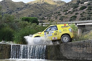 Suzuki alla Baja Nido dell'Aquila per consolidare la leadership nel Cross Country