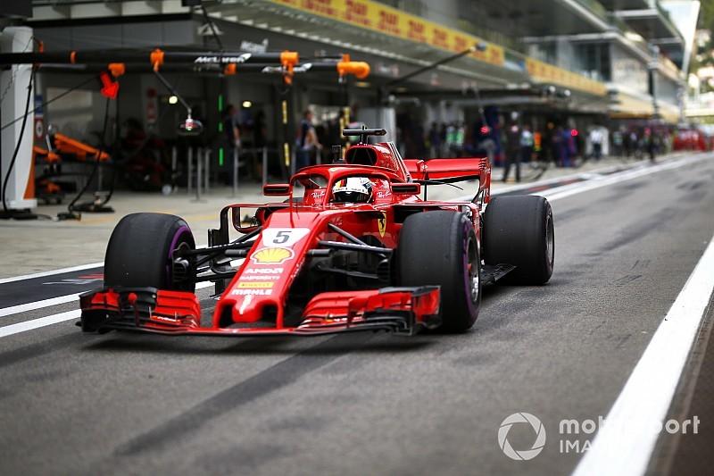 Боттас не вірить у реальність відставання Ferrari у Сочі
