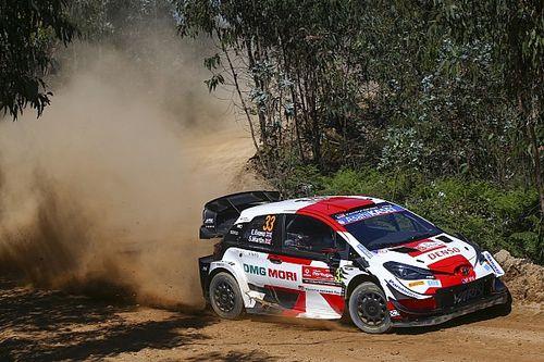 WRC第4戦:ラリー・ポルトガル、エバンスが今季初優勝。勝田貴元は自己ベスト4位をマーク