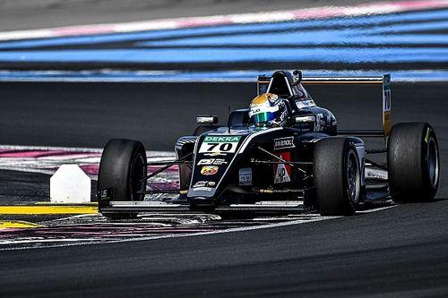 F4: Tramnitz si impone in Gara 2, Patrese primo rookie