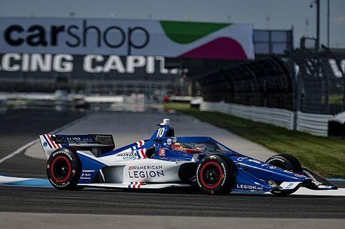 Palou logra el tercero en el GP de Indianápolis 2021 de IndyCar