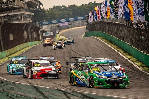Stock Car: Massa escala pelotão e chega ao primeiro top-10 na categoria