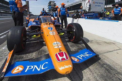 В числе претендентов на поул «Инди-500» – все 4 пилота Ganassi и ни одного гонщика Penske