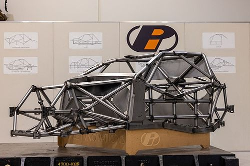 Mustang Gen3 Supercars chassis unveiled