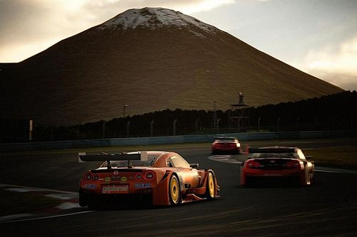 VIDEO: Sensatierace met Super GT's op Fuji Speedway