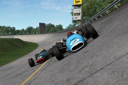 How Monza highlights Automobilista 2's strong suit