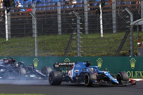 "Alonso: ""Hamilton tiene 2,5 segundos de ventaja de coche"""