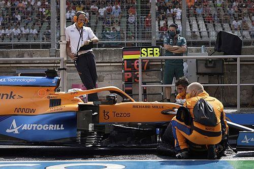The boomerang tweaks behind McLaren's latest F1 upgrade
