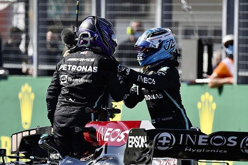 Van der Garde ziet Bottas langer doorgaan bij Mercedes F1
