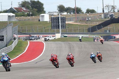 """MotoGPで""""凹凸""""が問題になったサーキット・オブ・アメリカズの路面。F1に向け修正済み"""