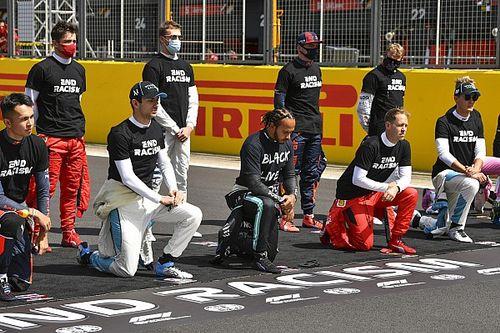"""Leclerc responde críticas por no arrodillarse: """"No soy racista"""""""