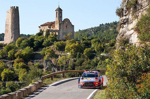 WRC: el borrador del calendario 2021, con el Rally de España