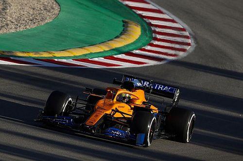 McLaren espère un gain de performance malgré les restrictions en 2021