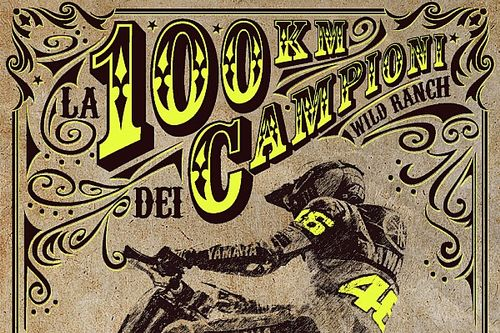 Arrancan los 100 km de los campeones 2019 en el rancho de Rossi