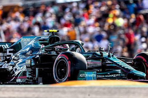F1: Vettel, Alonso e Russell comentam 'batalha pelo 18º lugar' na classificação em Austin