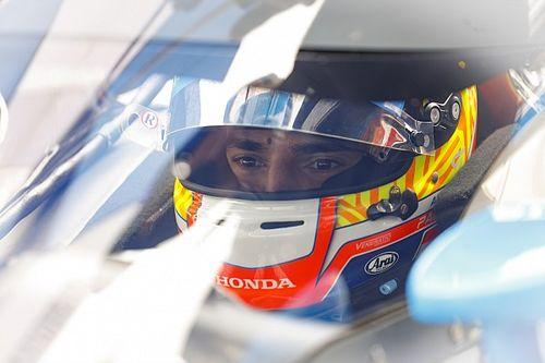 """Alex Palou: """"El objetivo es ganar en IndyCar, pero paso a paso"""""""