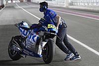Yamaha y Suzuki se pasarán cinco semanas en Qatar