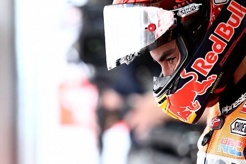 What does Marc Marquez have to do to get back to his best?
